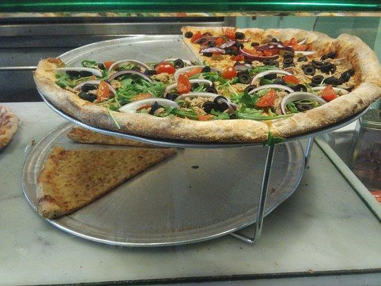pizzas photo de nick 39 s pizza paris tripadvisor. Black Bedroom Furniture Sets. Home Design Ideas