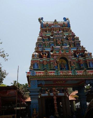 Mandaikkadu Devi Temple