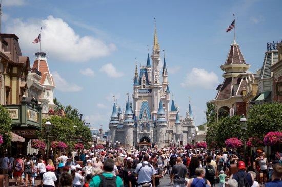 Magic Kingdom castle Picture of Walt Disney World Orlando TripAdvisor