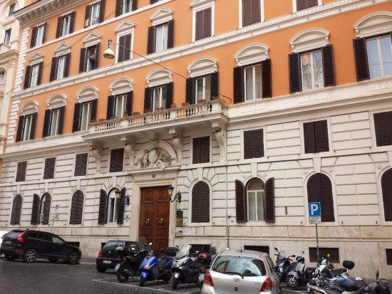 Hotel Aberdeen Rome Italy