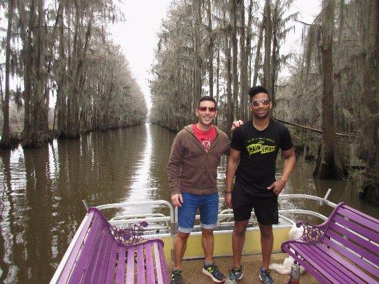 Uncertain, TX: Wes' boat