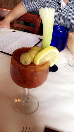 Skippack, PA: Bloody Mary