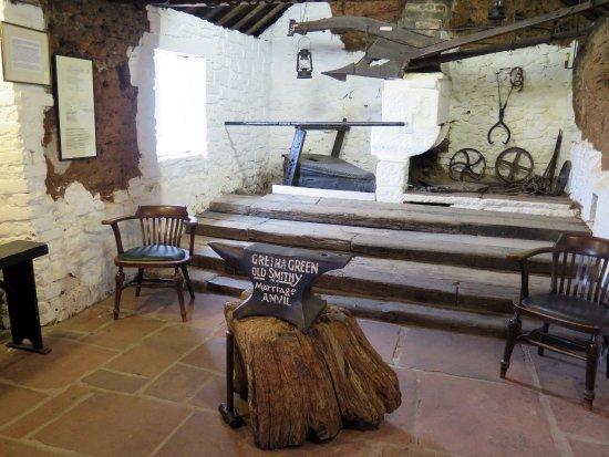 Famous Blacksmiths Shop: The Blacksmiths Shop