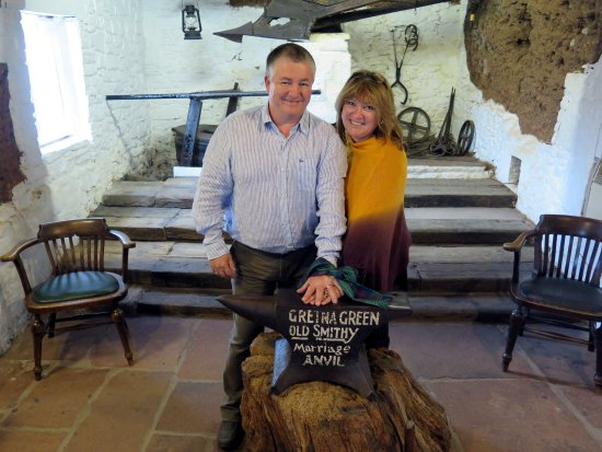 Famous Blacksmiths Shop: After the Blessing