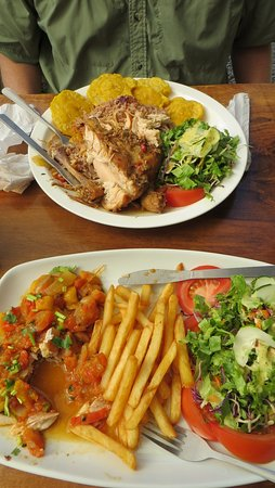 Cocles, Costa Rica: Excellent food!
