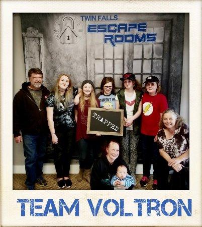 Twin Falls, ID: Team Voltron