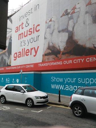 Aberdeen Art Gallery: 20170427_150607_large.jpg