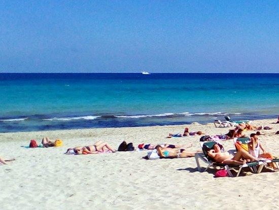 photo1.jpg - Picture of Cala Millor Beach, Cala Millor - TripAdvisor