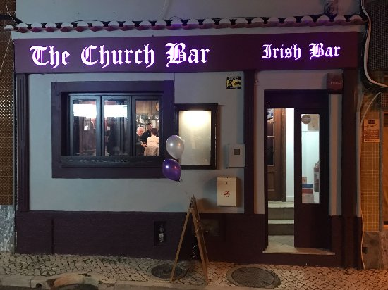 ‪The Church Bar‬