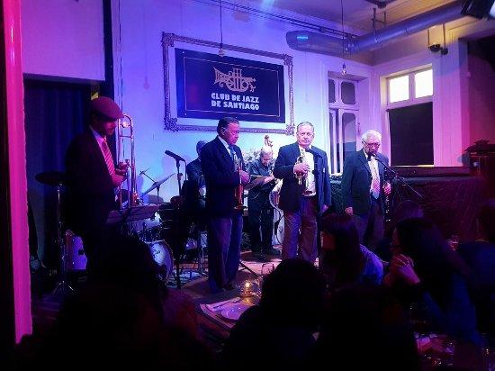 Club de Jazz de Santiago