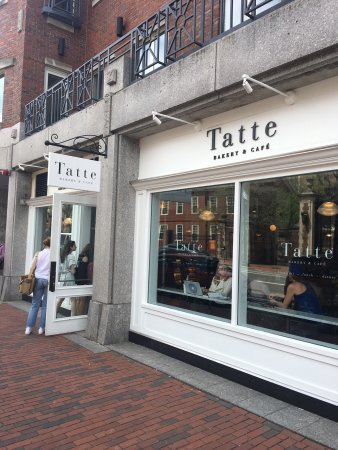 Tatte Cambridge