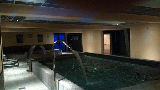 Alenya, Francia: SPA del Hotel Spa Las Motas