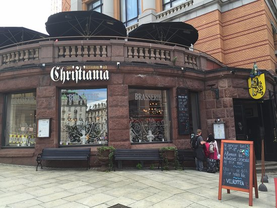 cafe christiania