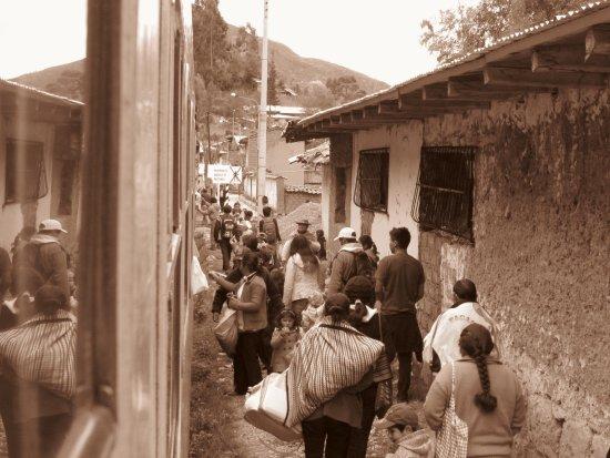 Huancavelica, Peru: ¡El tren es historia viva!