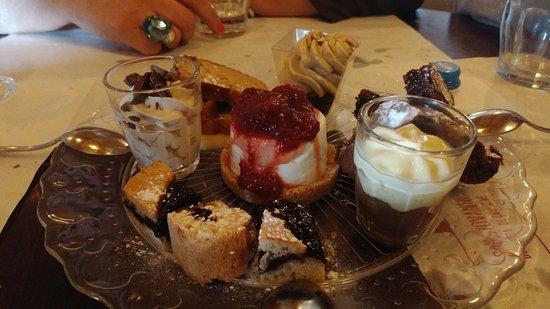 Borghi, Italien: Sangiovanni Osteria di Confine