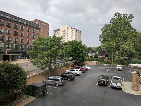 Athens, GA: View from room 2391