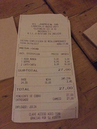 Restaurante jard n secreto salvador bachiller en madrid - El jardin secreto restaurante madrid ...