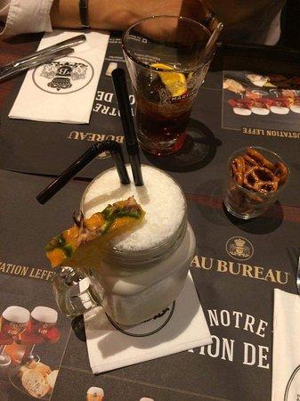 caf gourmand Picture of Au Bureau Clermont Ferrand Clermont