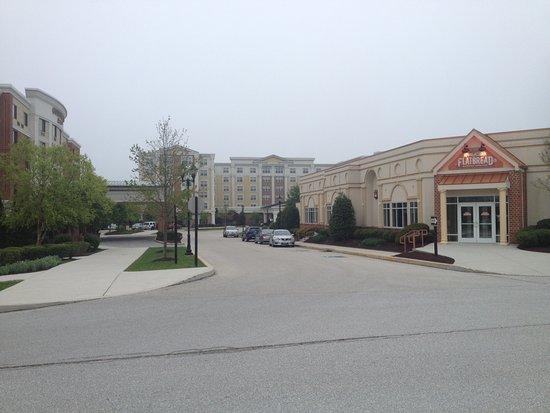 Wyndham Hotel Gettysburg Restaurant