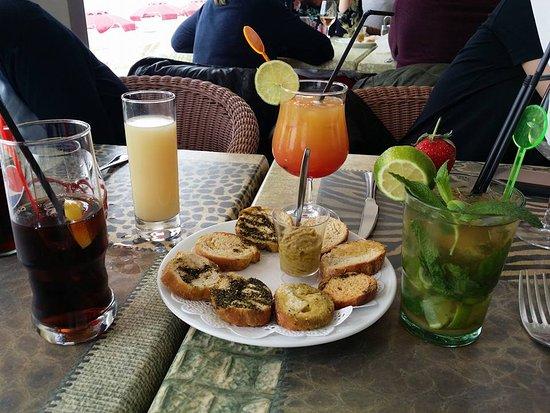 Le Cannier Restaurant: ALORS LE MOJITO UNE TUERIE