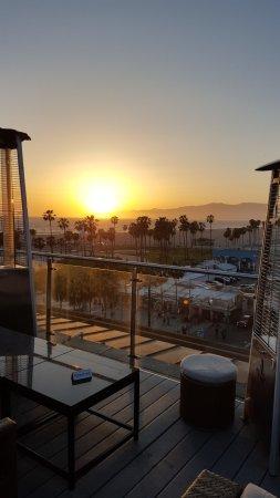 High Rooftop Lounge Venice Beach
