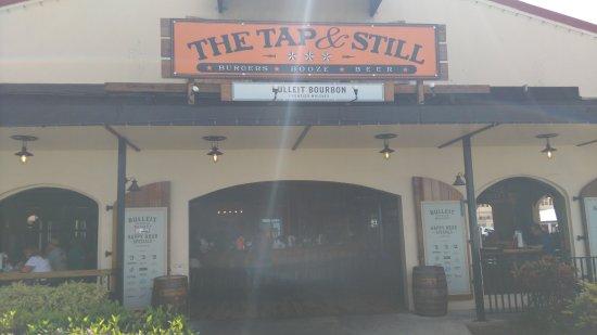 The Tap & Still Redhook: Entrance