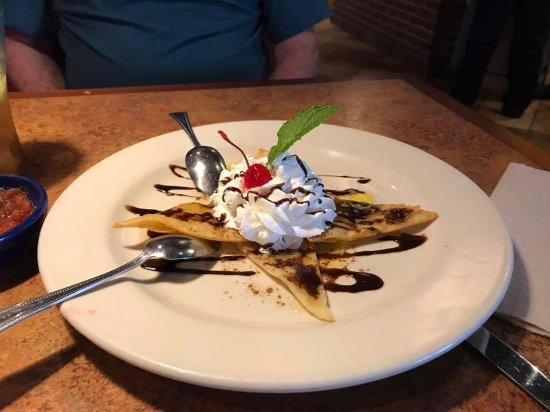 Griffin, Geórgia: Dessert