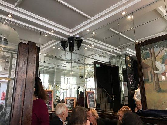 Le Vieux Colombier Restaurant Paris