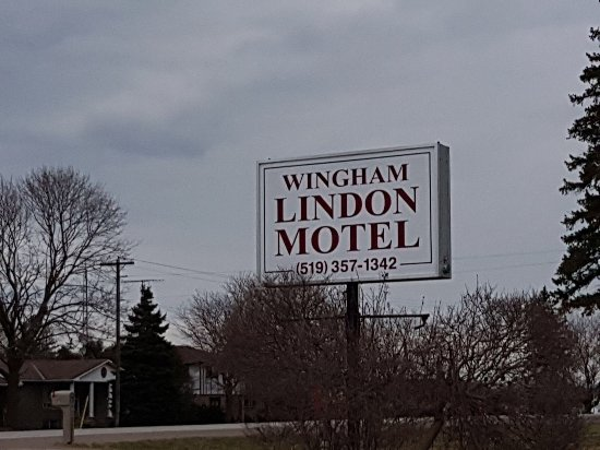 Wingham Lindon Motel