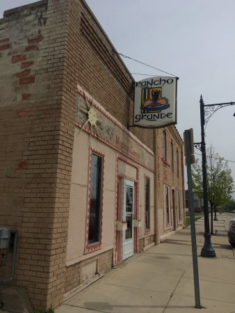 Durand, MI: An outside view of Rancho Grande