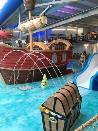 Cape Codder Resort & Spa: Water Park for little ones