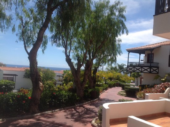 Picture of hotel jardin tecina playa de for Jardin tecina