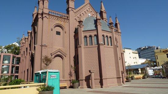 Centro Cultural Recoleta : Chiesa trasformata in teatro