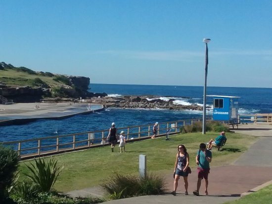 Seasalt Cafe: Lovely view to look out on.!