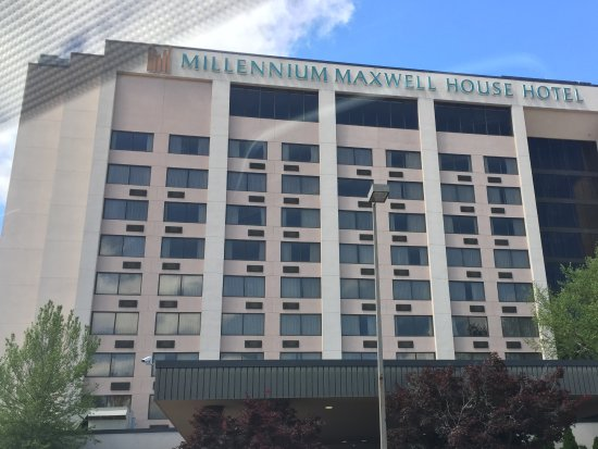 Millennium Maxwell House Hotel Nashville Reviews