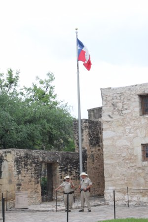 Mission Trail : Texas Rangers at The Alamo