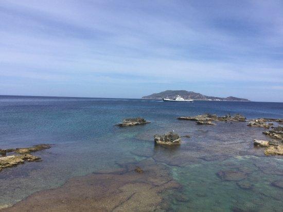 Pocho : mare vicino all'hotel