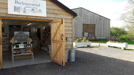 Buckmoorend Farm Shop