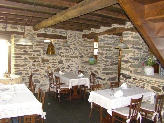 Ordes, Spain: Restaurante