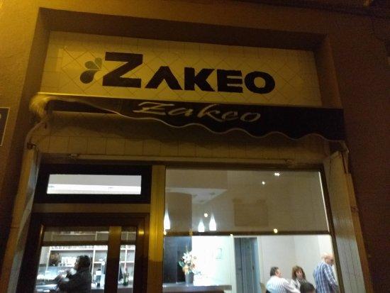 Zakeo