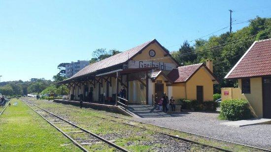 Estacao Ferroviaria de Garibaldi