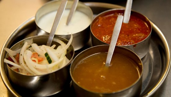 Food - Picture of Gandhi's, London - Tripadvisor
