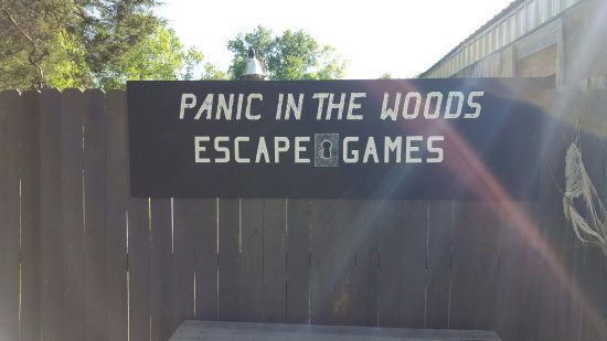 Panic in the Woods Escape Game: Resized_20170425_164836_large.jpg