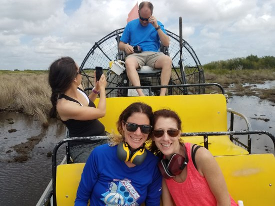 Speedy's Airboat Tours : 20170430_110949_large.jpg