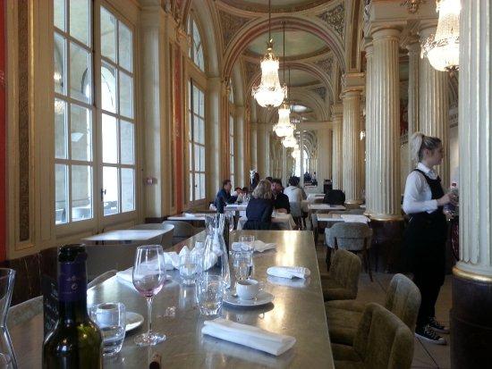 Restaurant Int Rieur Picture Of Le Quatrieme Mur