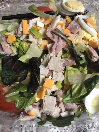 Ρίντσπορτ, Όρεγκον: disgusting salad