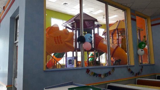 Chefette: Kids' Play Area