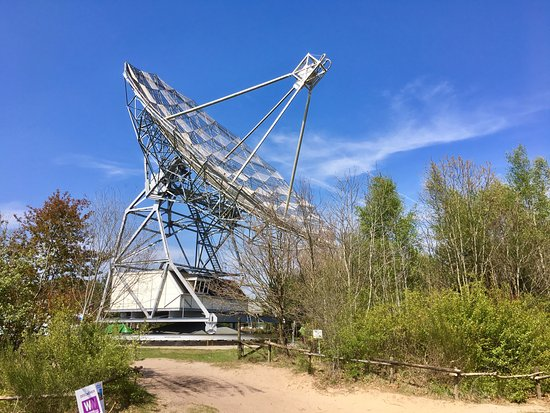 Dwingeloo, The Netherlands: Radiotelescoop