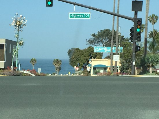 Highway 101, Solana Beach