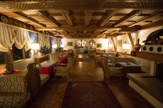 Hotel Dolomiti: Lounge, cafe